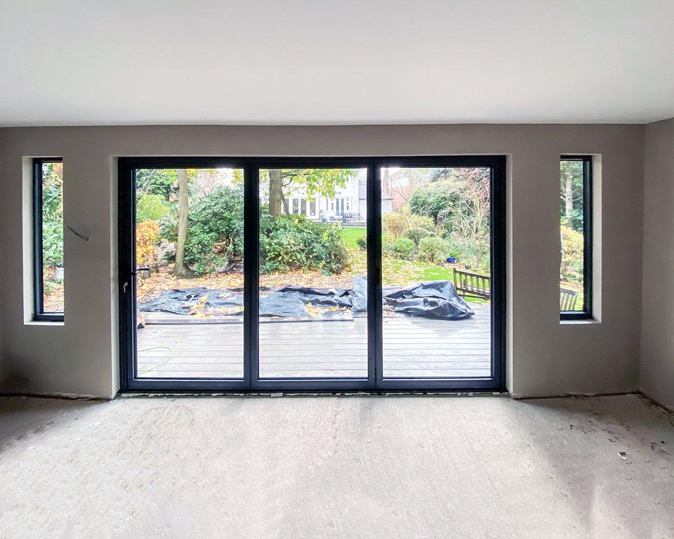 CF72 Bifolding Doors