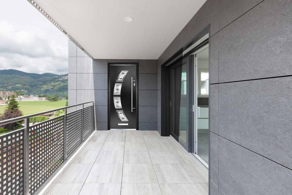 Modern Composite Doors Grabex