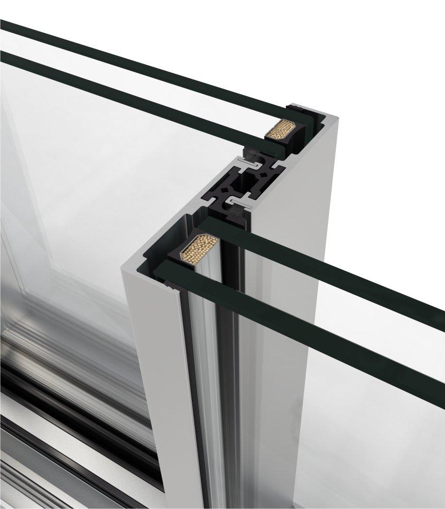 HiVision 20 Slim Interlocking Section