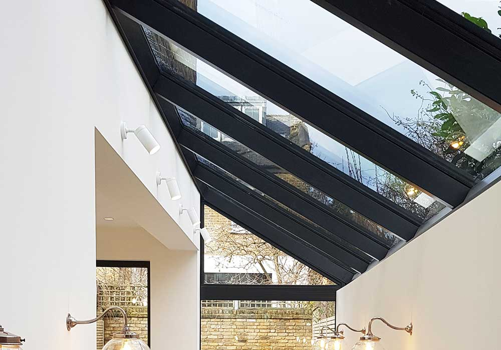 Lean To Glass Roof Grabex