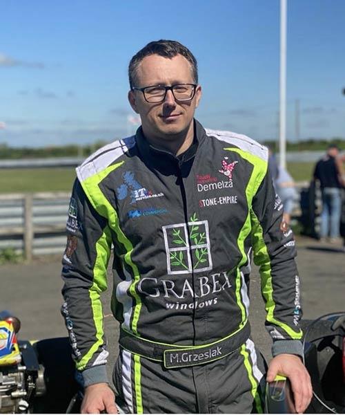 M.Grzeslak Grabex Racing Team