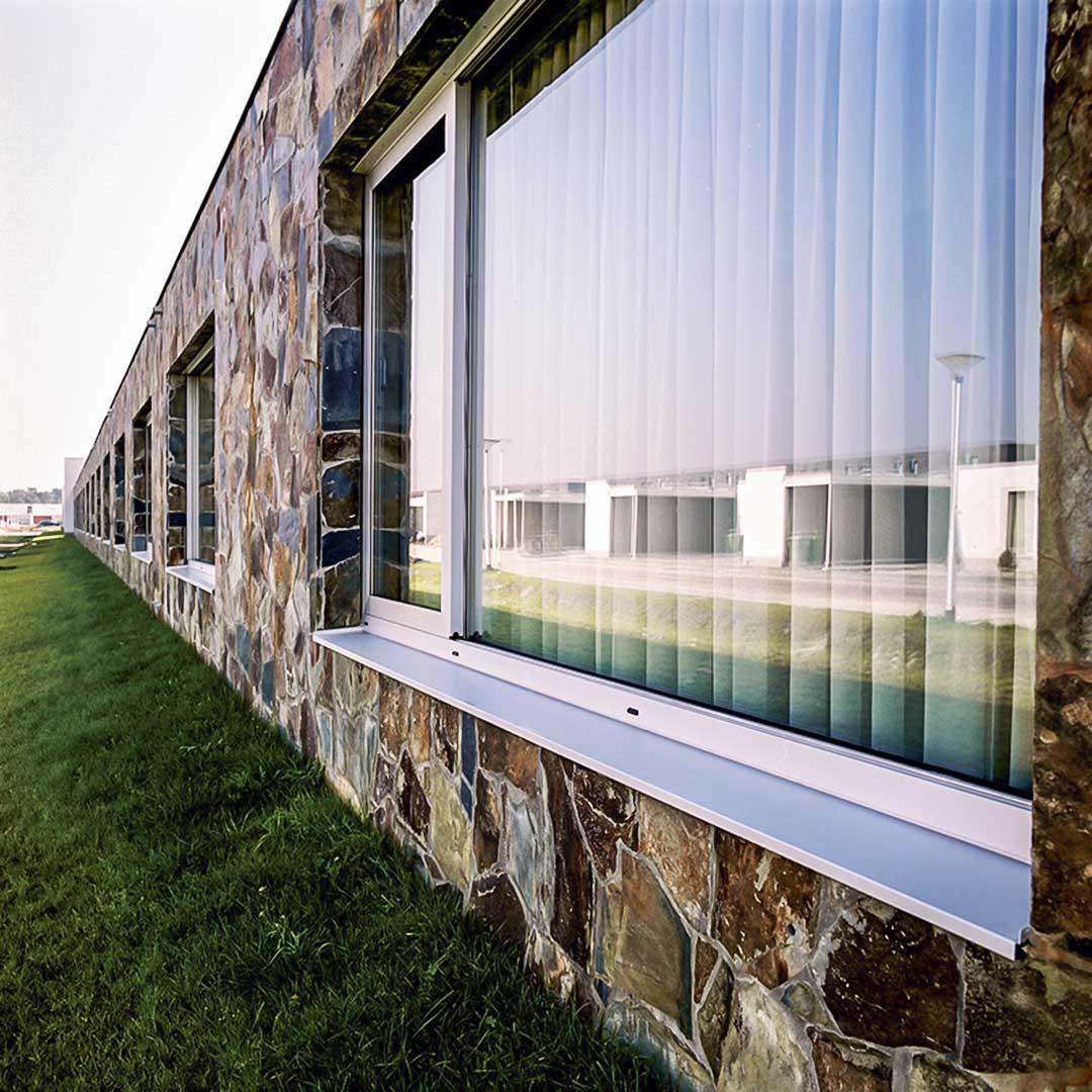 Reynaers CS68 Aluminium Windows And Doors