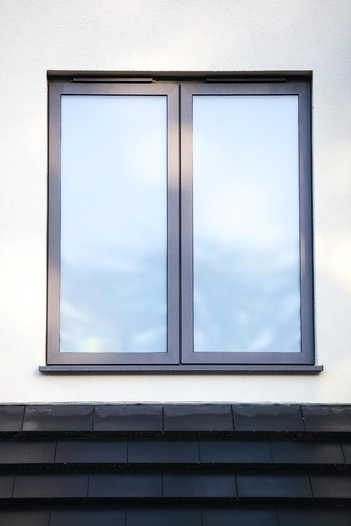 SL68 Aluminium Windows