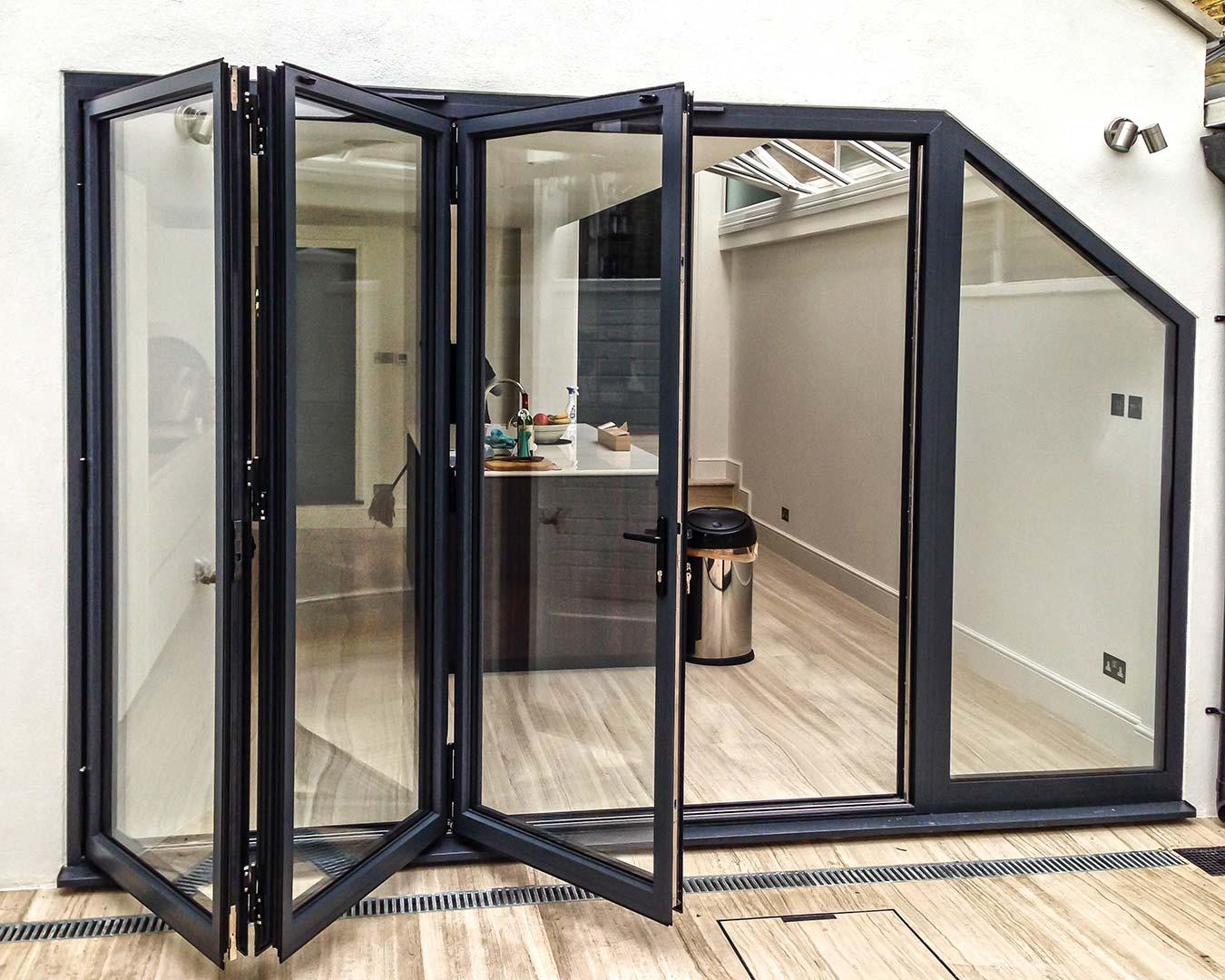 CF77 Bi-folding Doors