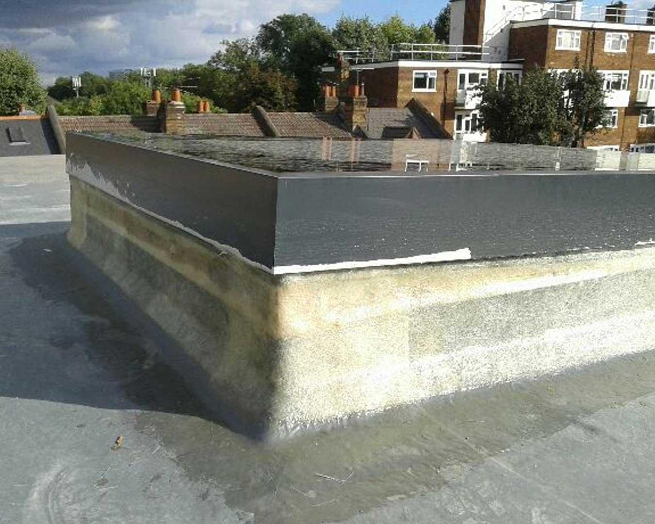 Slimsky Flat Rooflight upstand