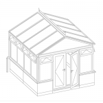 gable-ended conservatory style