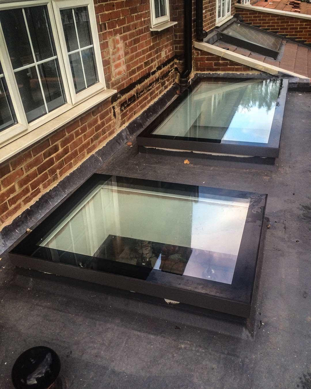 Slimsky Rooflights from Grabex Windows