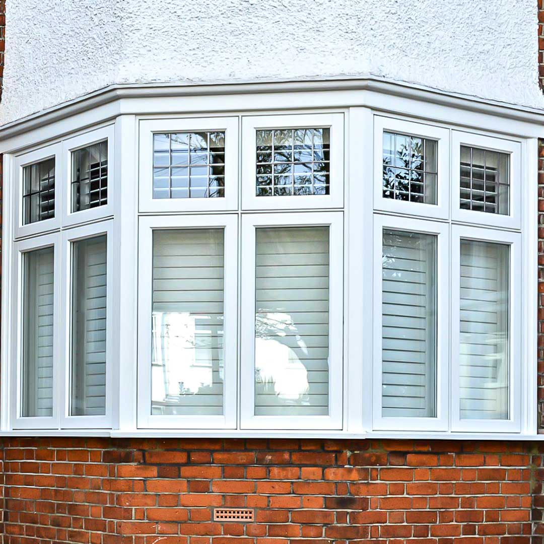 Timber Flush Casement Leaded Design Grabex Windows