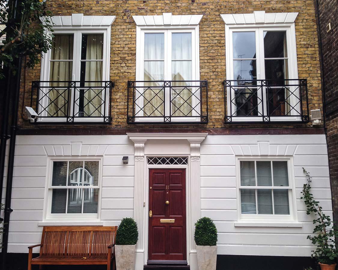Timber Sash Windows and Timber French Doors